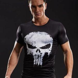Cody Lundin Long Sleeve Compression Shirt Sz 2XL